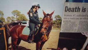 mounted 2